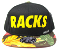 Official RACKS Tropico スナップバック Cap
