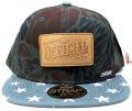 Official Mahalo America ストラップバック Cap