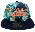 Official Highlife Rareatonga スナップバック Cap