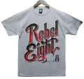 "REBEL8  ""LINED UP"" Teeシャツ  2色展開"