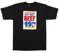 UPG EAST WEST BEEF Tシャツ