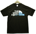 THE WEST COAST Teeシャツ 2色展開