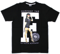 WRUNG ''F THE POLICE'' Tシャツ