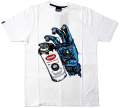 WRUNG ''BOMBING HAND''コラボ Tシャツ