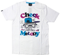 WRUNG ''CHECK MY MELODY'' Tシャツ