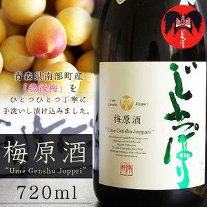 梅 リキュール 【青森梅原酒720ml】[※当店他商品との同梱可]