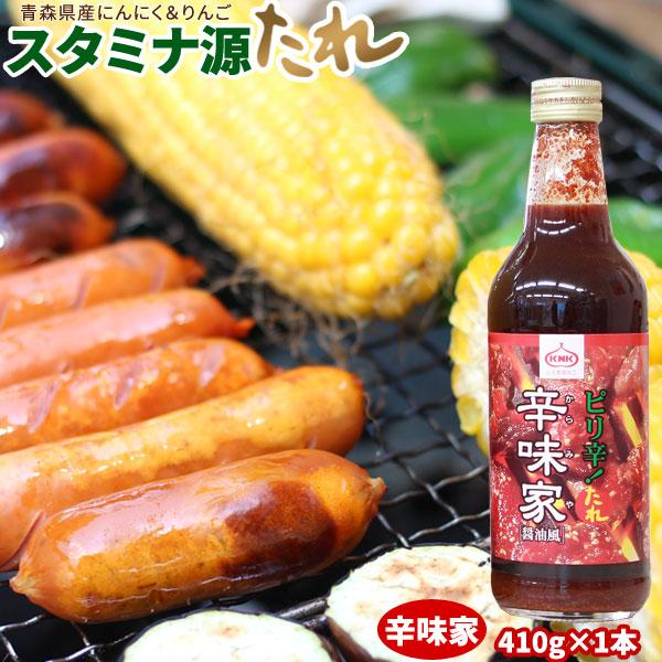 【上北農産 辛味家410g1本】