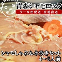 【しゃぶしゃぶ・水炊きセット 4~5人前】≪送料込≫