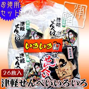 渋川製菓 せんべい サムネイル