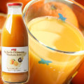 ≪送料無料≫【クレメンタインオレンジジュース1.0L×12本】 丸搾りストレート果汁!とろりと濃厚なのにグイグイ飲める爽やかな風味!《酸化防止剤不使用》