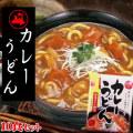 【カレーうどん10食セット】[※当店他商品と同梱可]