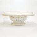 イタリア CAMELGROUP リビングテーブル 人気 白 鏡面