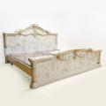 イタリア CAMELGROUP 寝室 ベッド チェスト 人気 白 スワロ ゴールド 鏡面 サルタレッリ比較 アマルフィ フローレンス ヴェルサイユ
