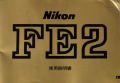 ニコン FE-2 取り説・使用書