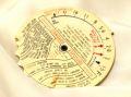 イギリス製  ジョンソン 露出計算盤