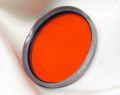 ケンコー カブセ式フィルター Φ36  オレンジ