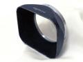 MINOLTA 角型メタルレンズフード カブセ式 Φ52mm