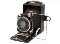 山本写真機製作所製 錦華ハンドカメラ w/AMIGO 10.5cm4.5