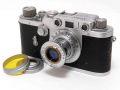 日本製 レオタックス F + FED 50mm3.5