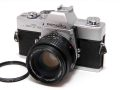 日本製 ミノルタ SRT101 + RF 50mm1.7