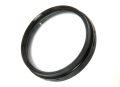 メーカー不明 カブセ式フィルター Φ36  UV 黒枠