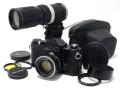 日本製 ペンタックス S2黒 オートタクマー 55mm2 + サンズームほか