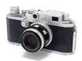 日本製 キヤノン II S + キヤノン 50mm2.8  後期型