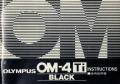 オリンパス OM-4 チタン ブラック 取り説・使用書