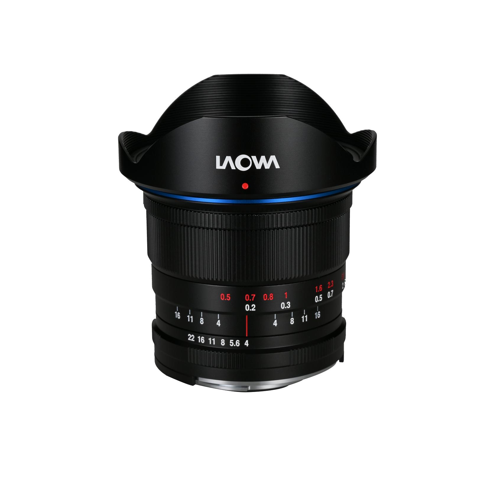 【新製品】LAOWA 14mm F4 Zero-D DSLR 各マウント