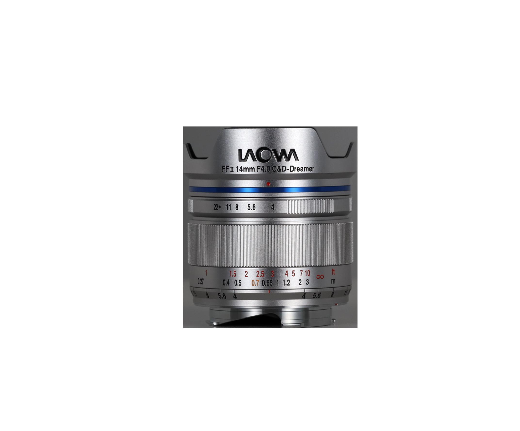LAOWA 11mm F4.5 FF RL シルバー ライカMマウント【サイトロンジャパン直営店限定モデル】