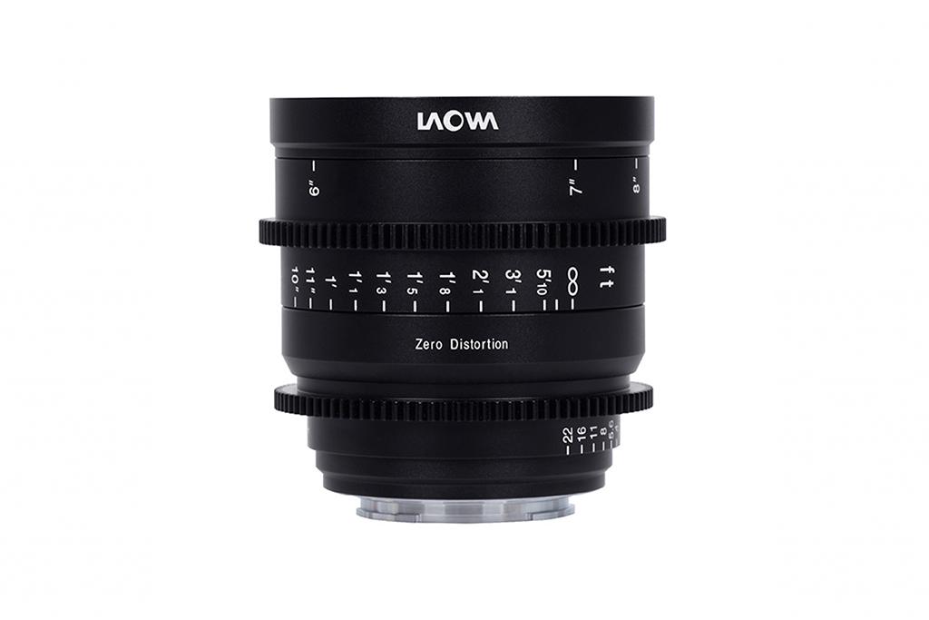 LAOWA15mm T2.1 Zero-D Cine 各マウント 【キヤノンRFマウント追加!】
