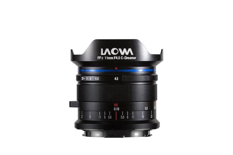 LAOWA 11mm F4.5 FF RL 各マウント