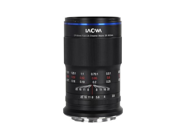 LAOWA 65mm F2.8 2× Ultra Macro APO  各マウント 【ニコンZマウント追加】