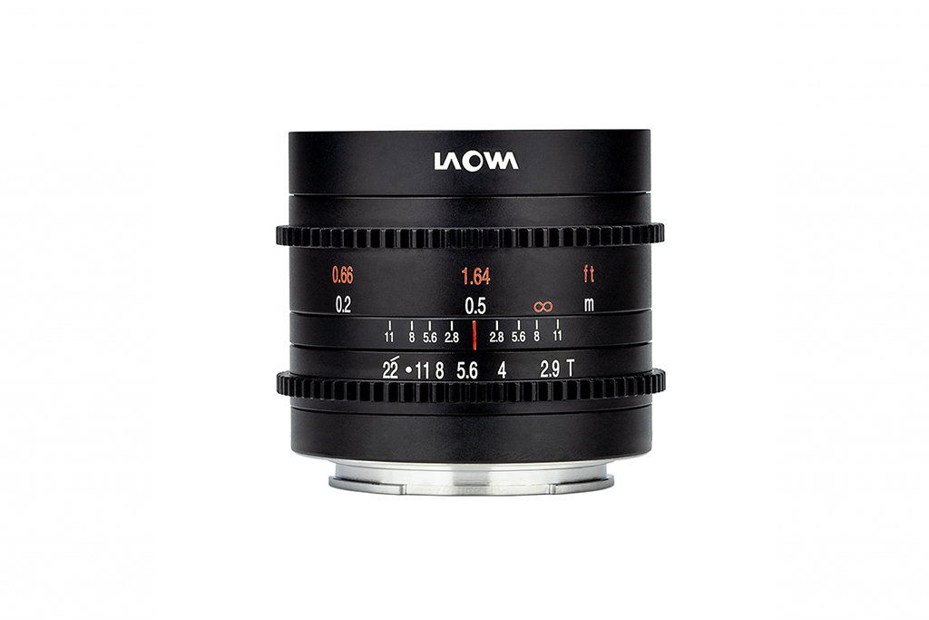 LAOWA 9mm T2.9 Zero-D Cine 各マウント【キヤノンRFマウント追加!】