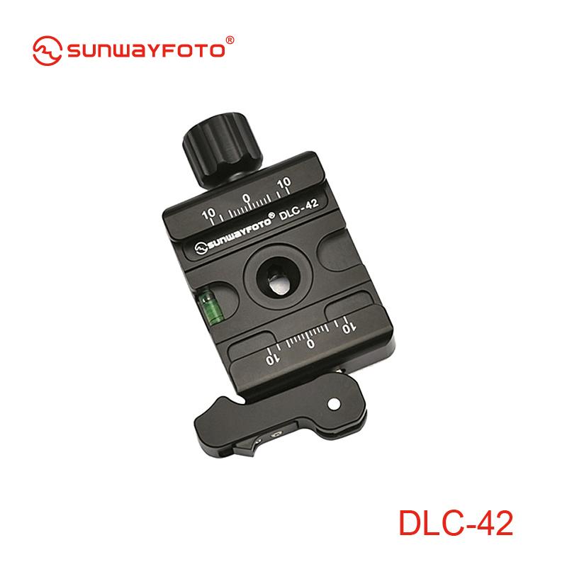 SUNWAYFOTO DLC-42 クイックリリースクランプ