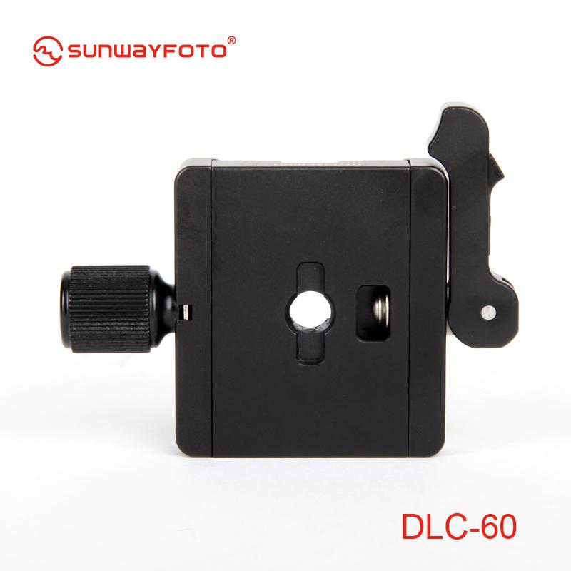 【在庫品大放出!数量限定!】 SUNWAYFOTO クイックリリース・クランプ DLC-60