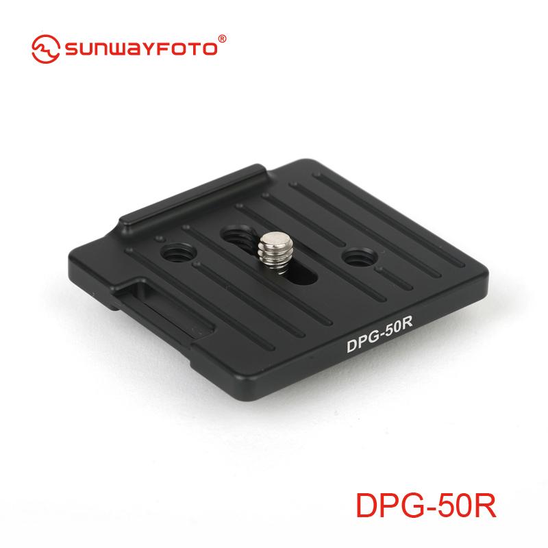 汎用クイックリリース・プレートDPG-50R