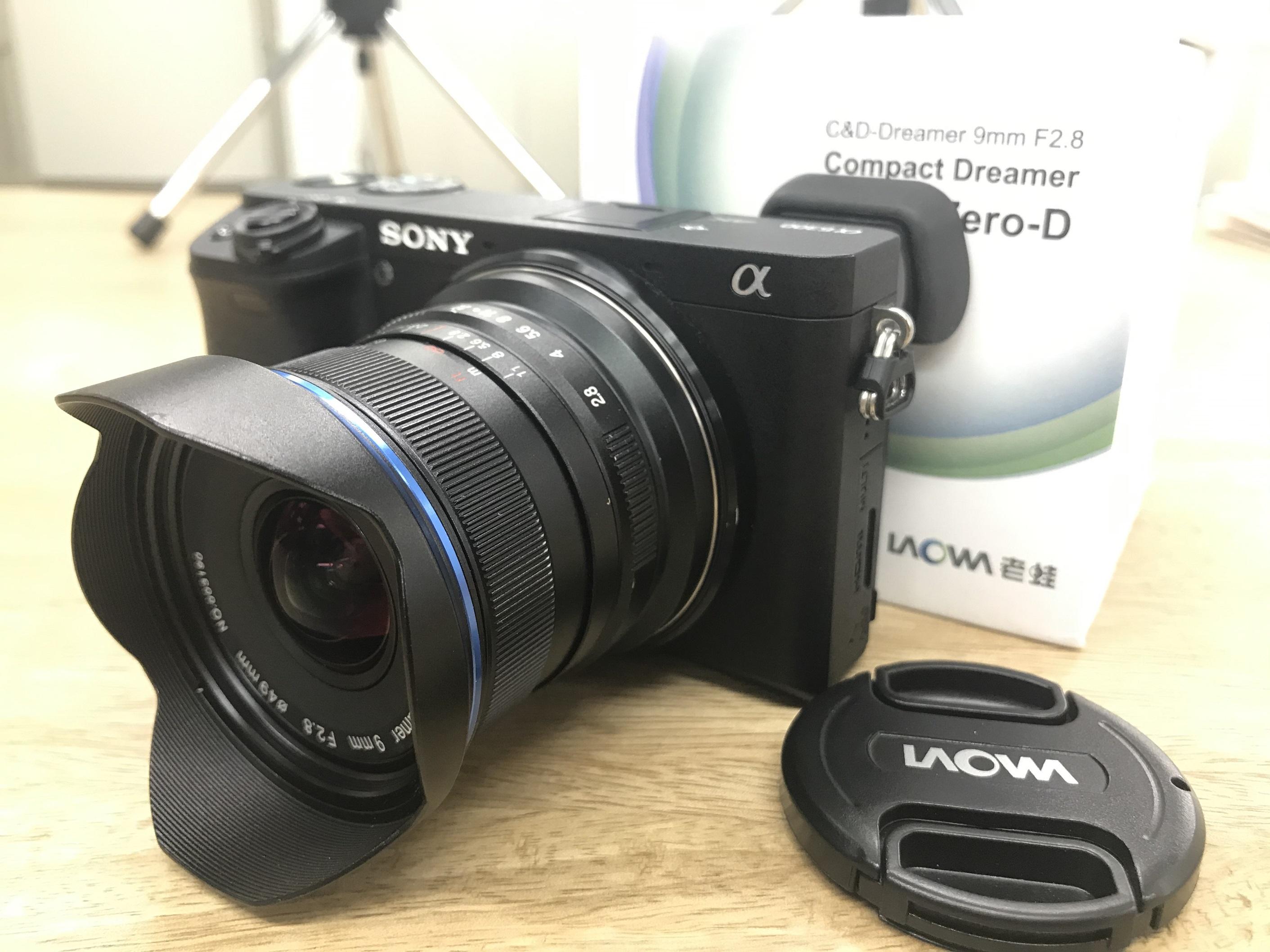 LAOWA 9mm F2.8  ソニーE【展示品特価!1台限り!】