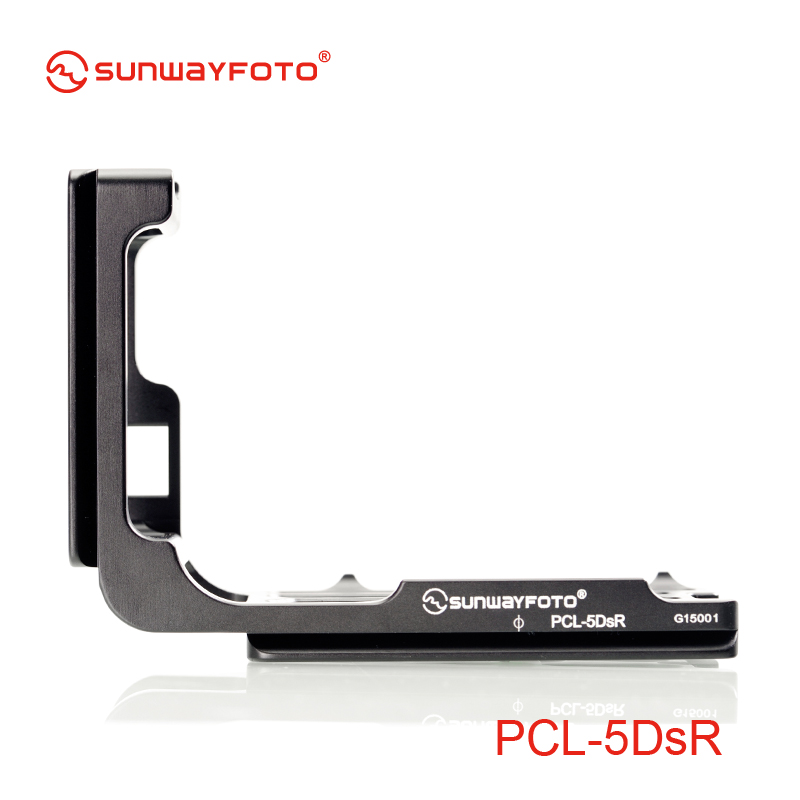 クイックリリース・L型プレート SUNWAYFOTO  PCL-5DsR