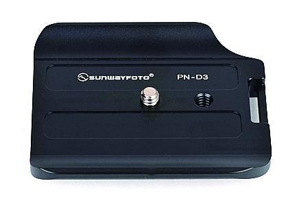 専用クイックリリースプレート ニコンD3専用 PN-D3
