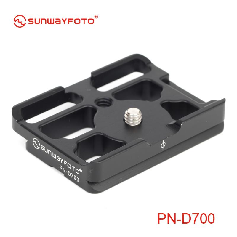 ※展示開封品 SUNWAYFOTO  PC-7DIIR SF0217 EOS 7D Mark2専用クイックリリースプレート