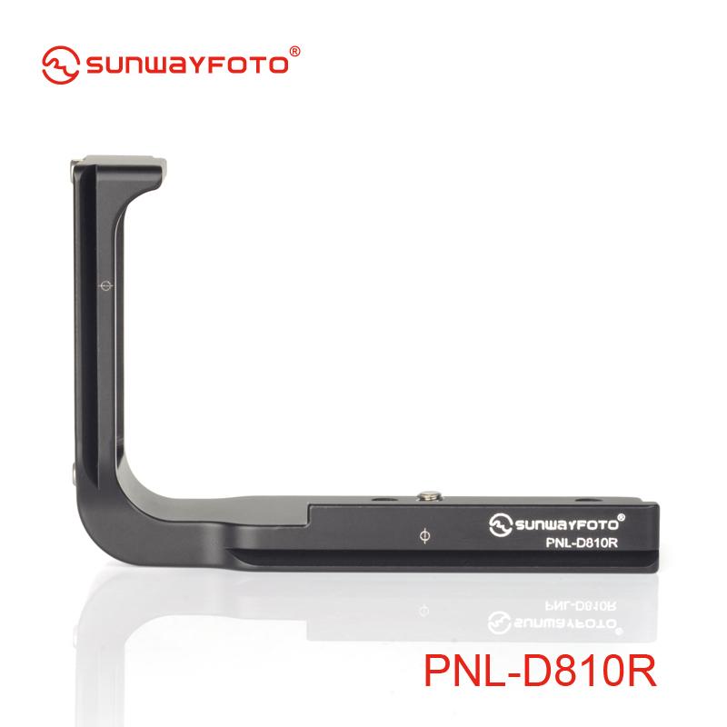 クイックリリース・L型プレート SUNWAYFOTO  PNL-D810R