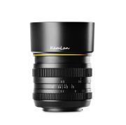 ※新商品 KAMLAN (カムラン)FS 50mm F1.1  各社ミラーレスカメラ用