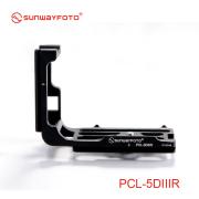 【在庫品大放出!限定1個!】 SUNWAYFOTO クイックリリース・L型プレート PCL5DIIIR