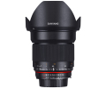SAMYANG 16mm F2.0 ED AS UMC CS   ※在庫お問い合わせください