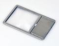 極薄カード型拡大鏡LED付き KCL-025S