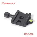 SUNWAYFOTO DDC-60L クイックリリースクランプ