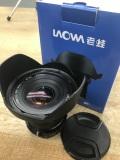 LAOWA 15mm F4  Wide Macro  キヤノンEF【展示品特価!1台限り!】
