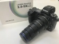 LAOWA 25mmF2.8 2.5-5X ULTRA MACRO ニコンZ ※展示特価品1台限定