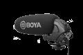 BOYA BY-BM3030 ショットガンコンデンサーマイクロフォン 高品質マイク
